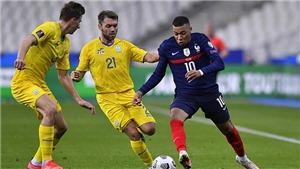 Kết quả vòng loại World Cup khu vực châu Âu: Thất vọng Pháp và Hà Lan