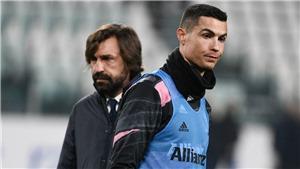 Juventus: Ronaldo nên ra đi để tập trung cho lứa trẻ, có chờ được Pirlo?