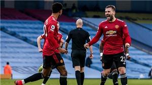 ĐIỂM NHẤN Man City 0-2 MU: 'Ông lớn' MU trở lại. Cuộc đua vô địch lại mở?