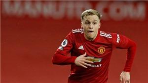 "Tin bóng đá MU 23/3: MU sẽ ""hy sinh"" Van de Beek . Ole ưu tiên Neto hơn Grealish"