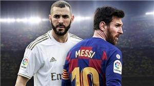 Real Madrid vs Barcelona: Cuộc chiến giữa Benzema và Messi