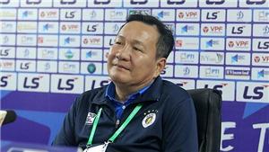 HLV Hoàng Văn Phúc không bận tâm tới HLV Hàn Quốc sắp đến Hà Nội FC