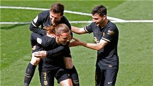 Villarreal 1-2 Barcelona: Griezmann lập cú đúp, Barcelona ngược dòng thành công