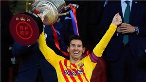 GÓC MARCOTTI: Messi lại đưa Barca tới vinh quang. Mourinho chưa bao giờ phù hợp với Tottenham
