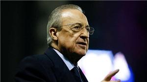 Florentino Perez: 'Super League chưa sụp đổ. Có kẻ phản bội từ Manchester'
