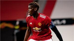 MU: Pogba sẽ rời sân Old Trafford vào mùa Hè năm nay