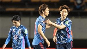 Vòng loại World Cup 2022 châu Á: Nhật Bản hủy diệt Myanmar với tỷ số 10-0