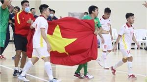 Những gương mặt vàng từng dự World Cup của Futsal Việt Nam