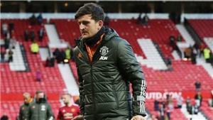 MU: Solskjaer lo Maguire vắng mặt ở chung kết Europa League