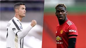 Chuyển nhượng 30/5: Juventus đổi Ronaldo lấy Pogba. Chelsea gia hạn với Kante