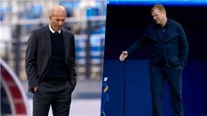Zidane và Koeman nói gì về chức vô địch của Atletico?