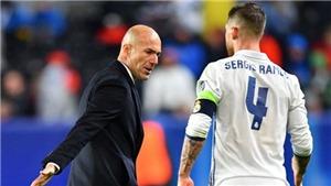 Real Madrid: Zidane ra đi, Real cũng sẽ chia tay cả một thế hệ?