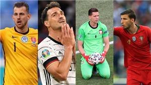 EURO 2021: Đâu là pha phản lưới nhà tệ nhất?