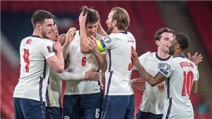 Đội tuyển Anh 2021: Chất hơn cả thế hệ Vàng