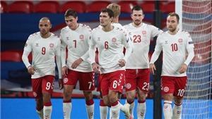 Link xem trực tiếp bóng đá Đan Mạch vs Phần Lan.VTV3, VTV6 trực tiếp EURO 2021