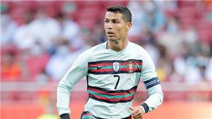Bóng đá hôm nay 27/6: HLV Martinez hạ thấp Ronaldo. Đức bị cấm tập ở Wembley