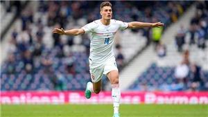 VTV6 VTV3 trực tiếp bóng đá EURO 2021 hôm nay: Anh vs Cộng hòa Séc
