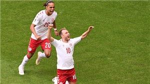 Trận Đan Mạch 0-0 Phần Lan: Hoãn vì chấn thương kinh hoàng của Eriksen