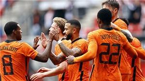 Xem trực tiếp bóng đá Hà Lan vs Ukraine EURO 2021 ở đâu, kênh nào, VTV6 hay VTV3