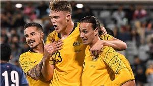Đối thủ của Việt Nam ở bảng B: Úc vẫn là 'ông lớn' tại châu Á