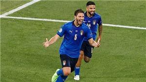 Sao mới nổi tuyển Ý tái hiện bàn thắng của huyền thoại Tardelli tại EURO 82