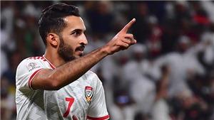 Việt Nam vs UAE: Không được để Ali Mabkhout có cơ hội!
