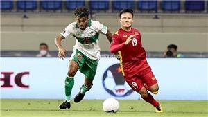 Việt Nam: Đội Đông Nam Á duy nhất đứng đầu các bảng xếp hạng vòng loại World Cup 2022