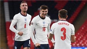 Bóng đá hôm nay 2/6: Tuyển Anh đưa 4 hậu vệ phải đến EURO. Juve đổi Ronaldo lấy Van de Beek