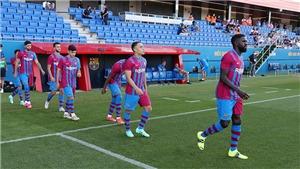 Giao hữu mùa hè: Barcelona, Tottenham đại thắng. PSG và Roma nhọc nhằn