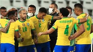 ĐIỂM NHẤN Brazil 1-0 Peru: Neymar và Paqueta vẫn là điểm sáng. Brazil cũng biết đá thực dụng
