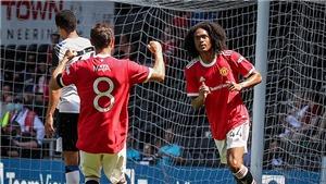 MU thắng Derby ở trận giao hữu đầu tiên trước mùa giải mới