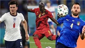 Đội hình xuất sắc nhất EURO 2021 chính thức của UEFA: Không có Ronaldo, Ý áp đảo