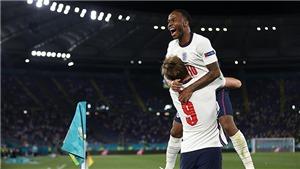 ĐIỂM NHẤN Anh 2-1 Đan Mạch: Anh thua bàn đầu tiên, song sát Sterling - Kane lại tỏa sáng