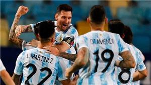 Messi lần đầu có danh hiệu Copa America, CĐV đã nghĩ tới Quả bóng Vàng thứ 7