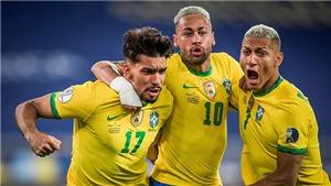 Brazil 1-0 Peru: Paqueta lại trở thành người hùng, Brazil vượt qua Peru nhọc nhằn