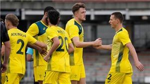 Nhận định bóng đá U23 Úc vs U23 Ai Cập, Olympic 2021 (18h00, 28/07)