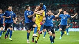 Điểm nhấn Anh 1-1 Ý (pen: 2-3): Ngày của các hậu vệ. Bản lĩnh Ý lên ngôi