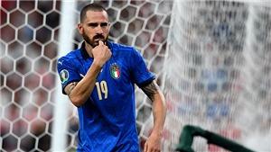 Bonucci mỉa mai khẩu hiệu của người Anh khi ăn mừng chức vô địch EURO