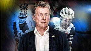 HLV đua xe đạp bị trục xuất khỏi Olympic vì gọi đối thủ là 'người cưỡi lạc đà'