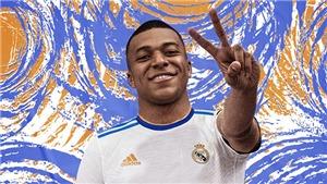 Cập nhật Mbappe tới Real Madrid: PSG chấp nhận đề nghị 180 triệu euro?