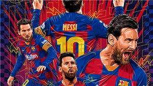 Messi chia tay Barcelona: 10 khoảnh khắc không thể nào quên