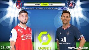 Soi kèo nhà cái Reims vs PSG và nhận định bóng đá Pháp Ligue 1 (1h45, 30/8)