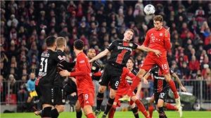 KẾT QUẢ bóng đá Leverkusen 1-5 Bayern, Bundesliga hôm nay
