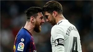 Sergio Ramos và Messi: Từ đối đầu nảy lửa thành đồng đội