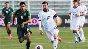 TRỰC TIẾP bóng đá Argentina vs Bolivia, vòng loại World Cup 2022 (6h30, 10/9)