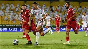 Soi kèo nhà cái Syria vs UAE và nhận định bóng đá vòng loại World Cup 2022 (23h00, 7/9)