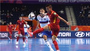 Futsal Việt Nam được báo Nga ca ngợi hết lời