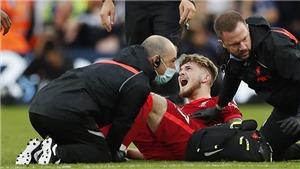 Leeds 0-3 Liverpool: Thắng đậm nhưng mất Harvey Elliott vì gãy cổ chân