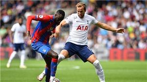 Crystal Palace 3-0 Tottenham: Thiếu vắng Son Heung-min, Tottenham thi đấu bế tắc