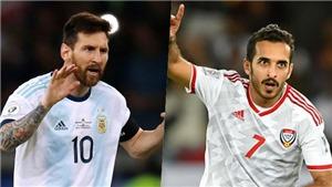 'Sát thủ' UAE vượt Messi, cân bằng thành tích ghi bàn của Pele